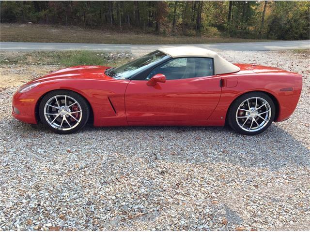 2005 Chevrolet Corvette (CC-1418317) for sale in Hot Springs Village, Arkansas
