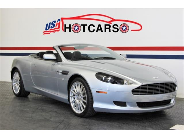 2006 Aston Martin DB9 (CC-1418328) for sale in San Ramon, California