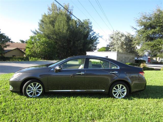 2012 Lexus ES350 (CC-1418334) for sale in Delray Beach, Florida