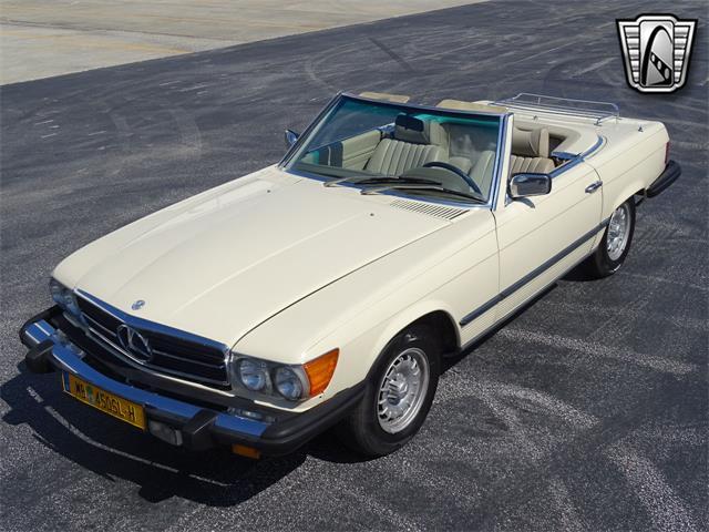 1979 Mercedes-Benz 450SL (CC-1418336) for sale in Ocala, Florida
