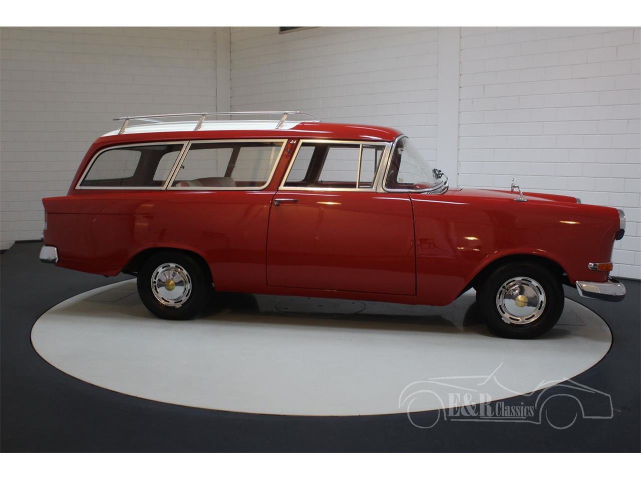 1959 Opel Olympia-Rekord (CC-1418372) for sale in Waalwijk, Noord-Brabant