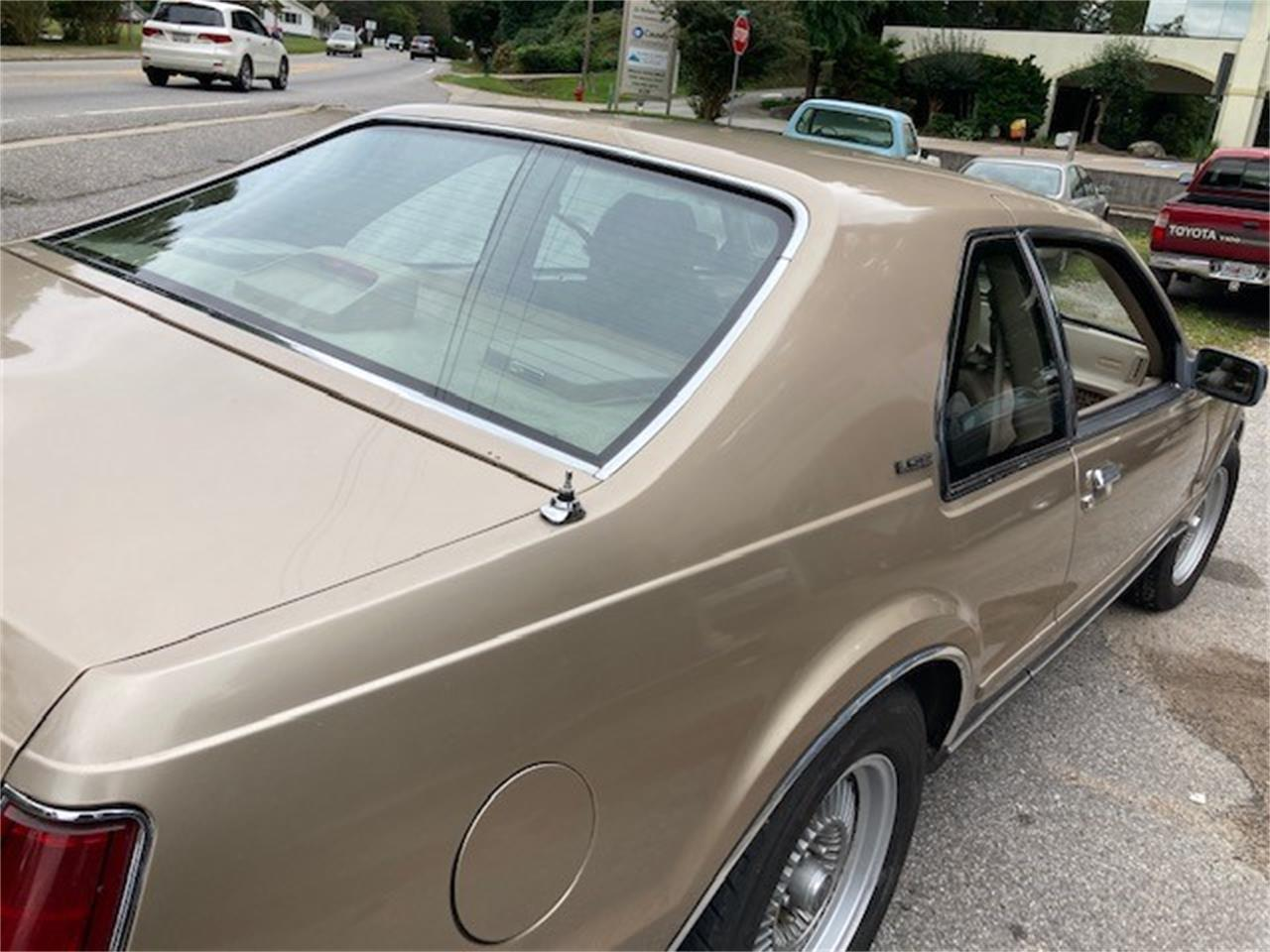 1988 Lincoln Mark VII (CC-1418382) for sale in Young Harris , Georgia