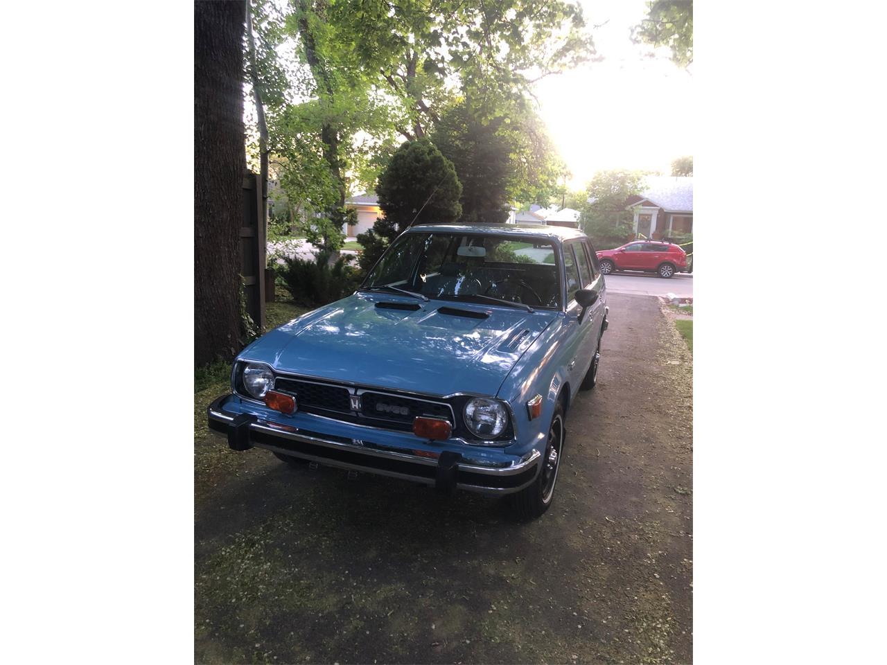 1976 Honda CVCC (CC-1418384) for sale in Lake Almanor, California