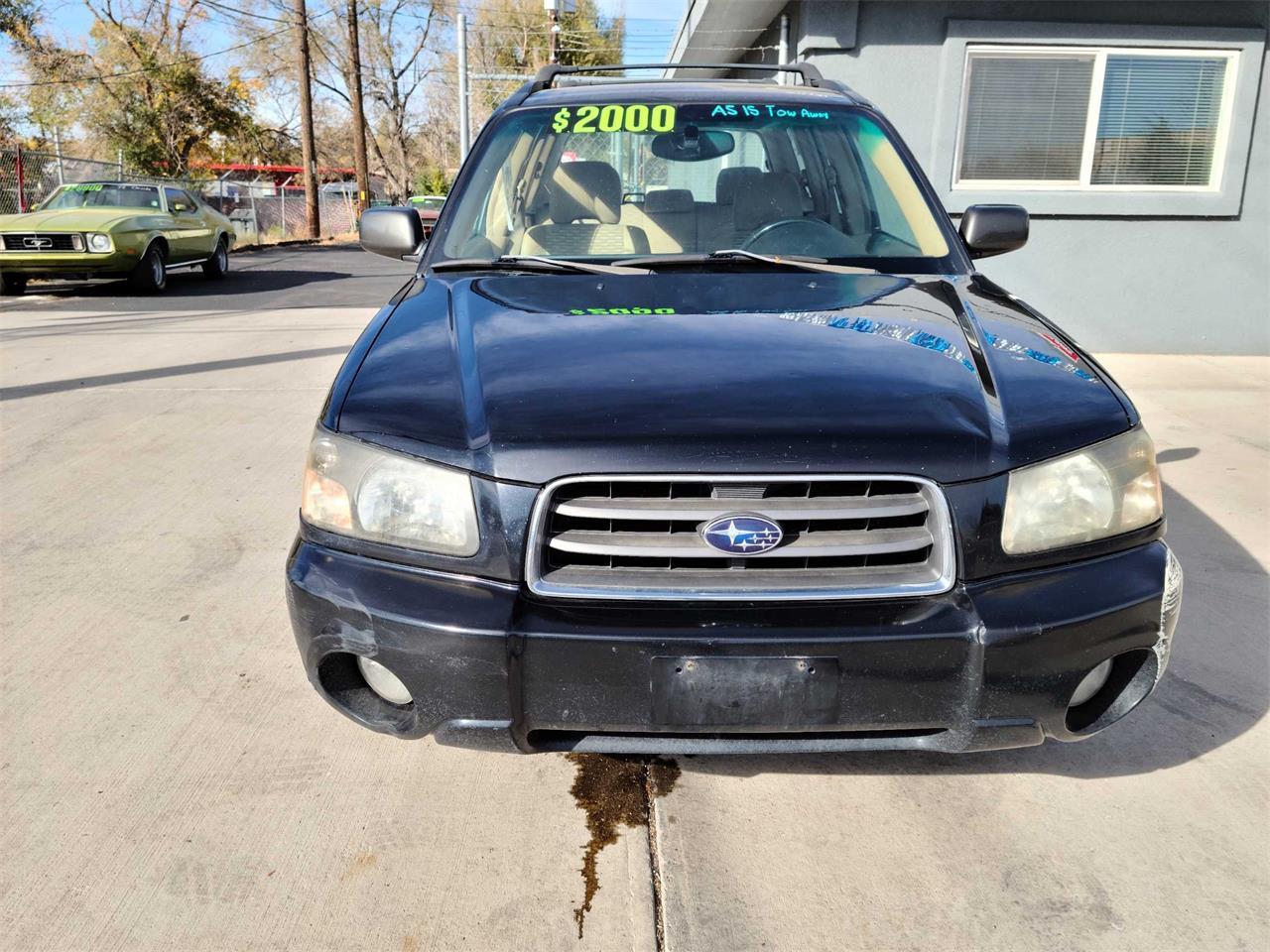 2005 Subaru Forester (CC-1418391) for sale in Colorado Springs, Colorado