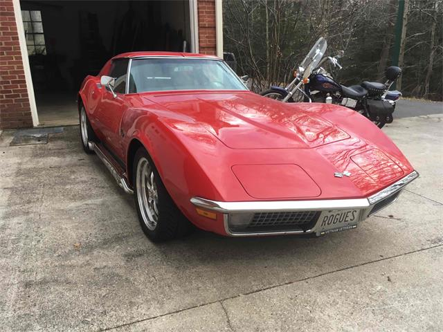 1971 Chevrolet Corvette (CC-1418399) for sale in King George, Virginia