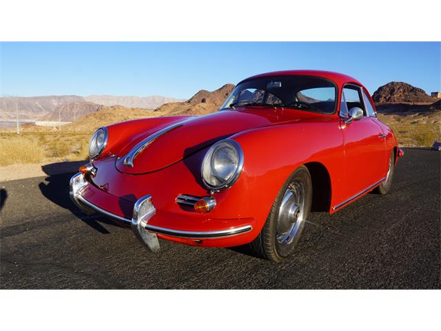 1959 Porsche 356B (CC-1418404) for sale in Las Vegas, Nevada