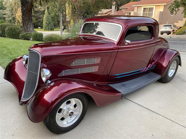 1933 Ford Model 40 (CC-1418407) for sale in La Crescenta, California