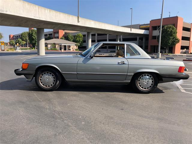 1989 Mercedes-Benz 560SL (CC-1418414) for sale in orange, California