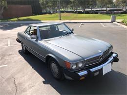 1989 Mercedes-Benz 560SL (CC-1418414) for sale in orange, California