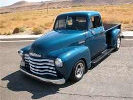 1951 Chevrolet 5-Window Pickup