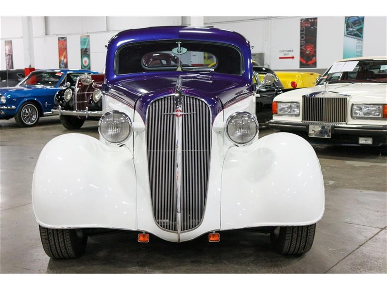 1936 Chevrolet Coupe (CC-1418418) for sale in Kentwood, Michigan