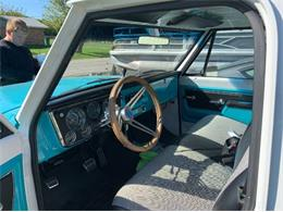 1972 Chevrolet C10 (CC-1410842) for sale in Cadillac, Michigan