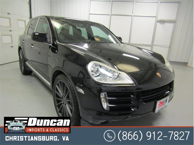 2008 Porsche Cayenne (CC-1418421) for sale in Christiansburg, Virginia