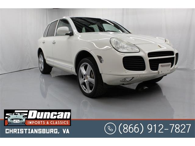 2006 Porsche Cayenne (CC-1418424) for sale in Christiansburg, Virginia