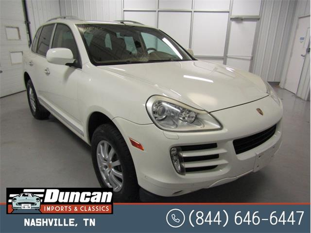 2008 Porsche Cayenne (CC-1418425) for sale in Christiansburg, Virginia