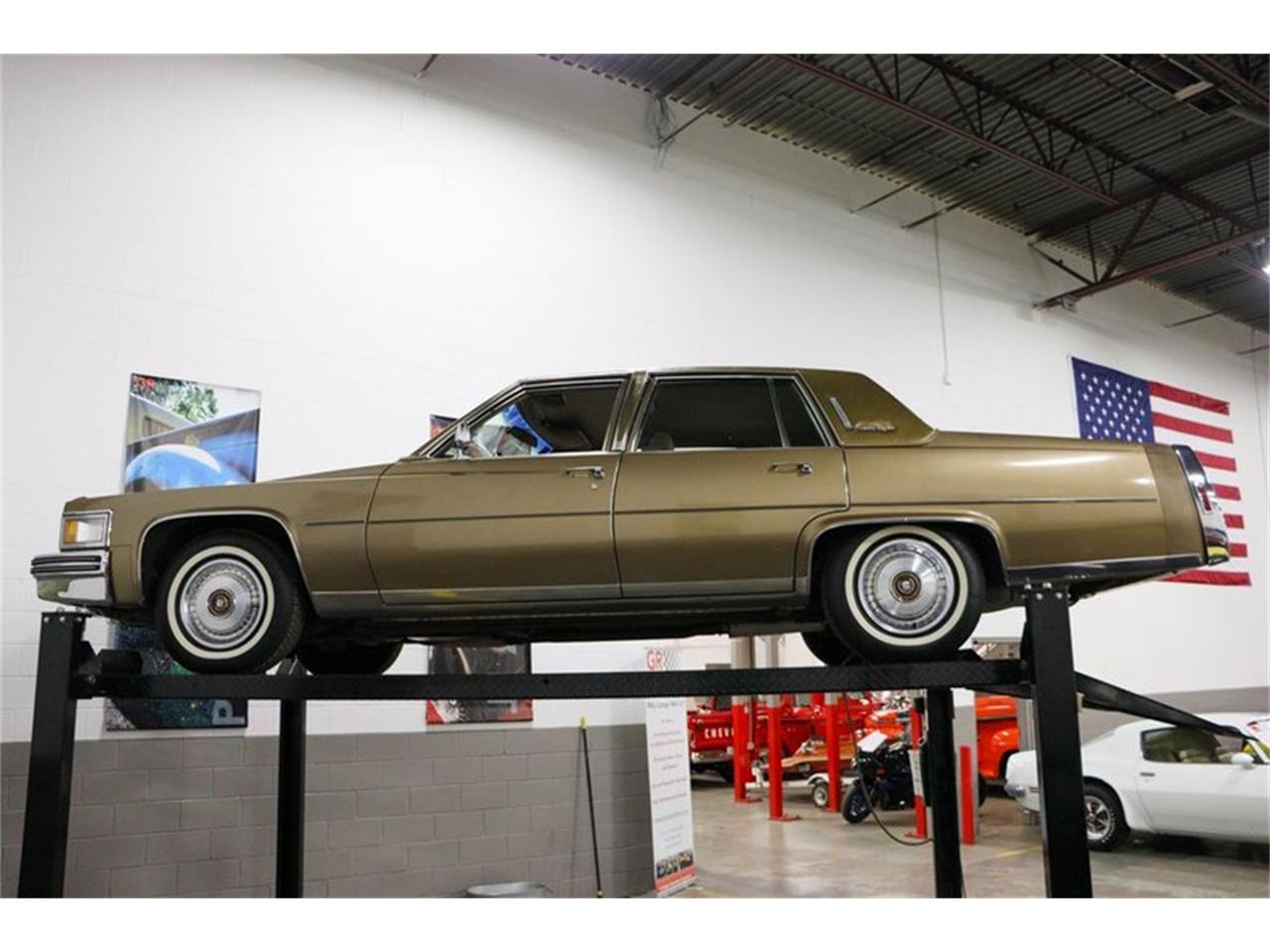1979 Cadillac Fleetwood (CC-1418428) for sale in Kentwood, Michigan