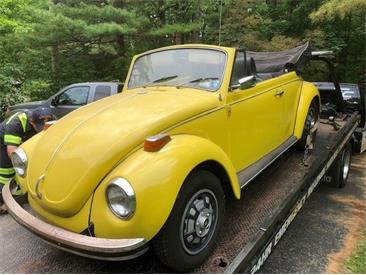 1971 Volkswagen Super Beetle (CC-1410843) for sale in Cadillac, Michigan