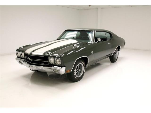 1970 Chevrolet Chevelle (CC-1418439) for sale in Morgantown, Pennsylvania