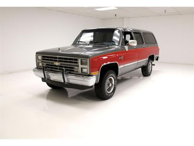 1987 Chevrolet Suburban (CC-1418442) for sale in Morgantown, Pennsylvania