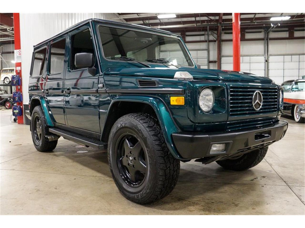 2001 Mercedes-Benz G-Class (CC-1418443) for sale in Kentwood, Michigan
