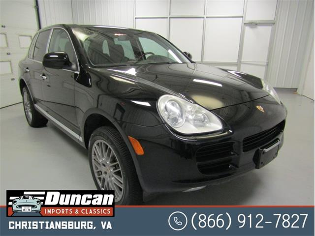 2006 Porsche Cayenne (CC-1418444) for sale in Christiansburg, Virginia