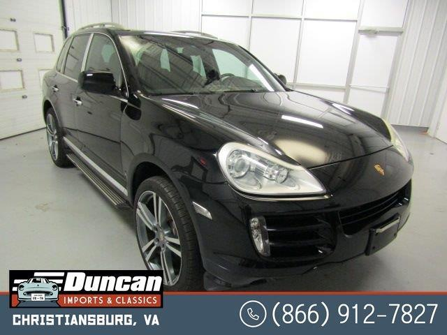 2008 Porsche Cayenne (CC-1418445) for sale in Christiansburg, Virginia
