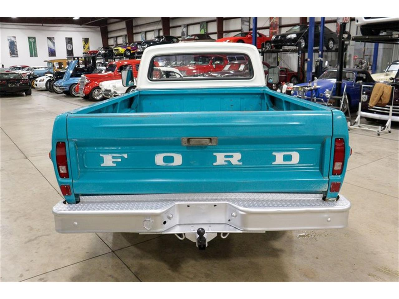 1971 Ford F100 (CC-1418446) for sale in Kentwood, Michigan