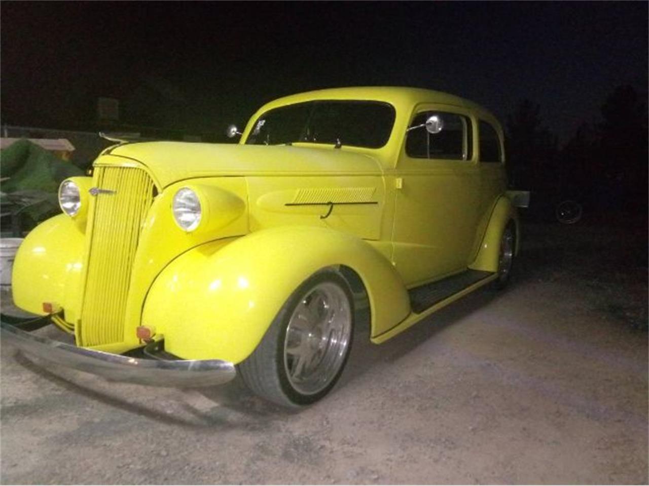 1937 Chevrolet Sedan (CC-1410845) for sale in Cadillac, Michigan
