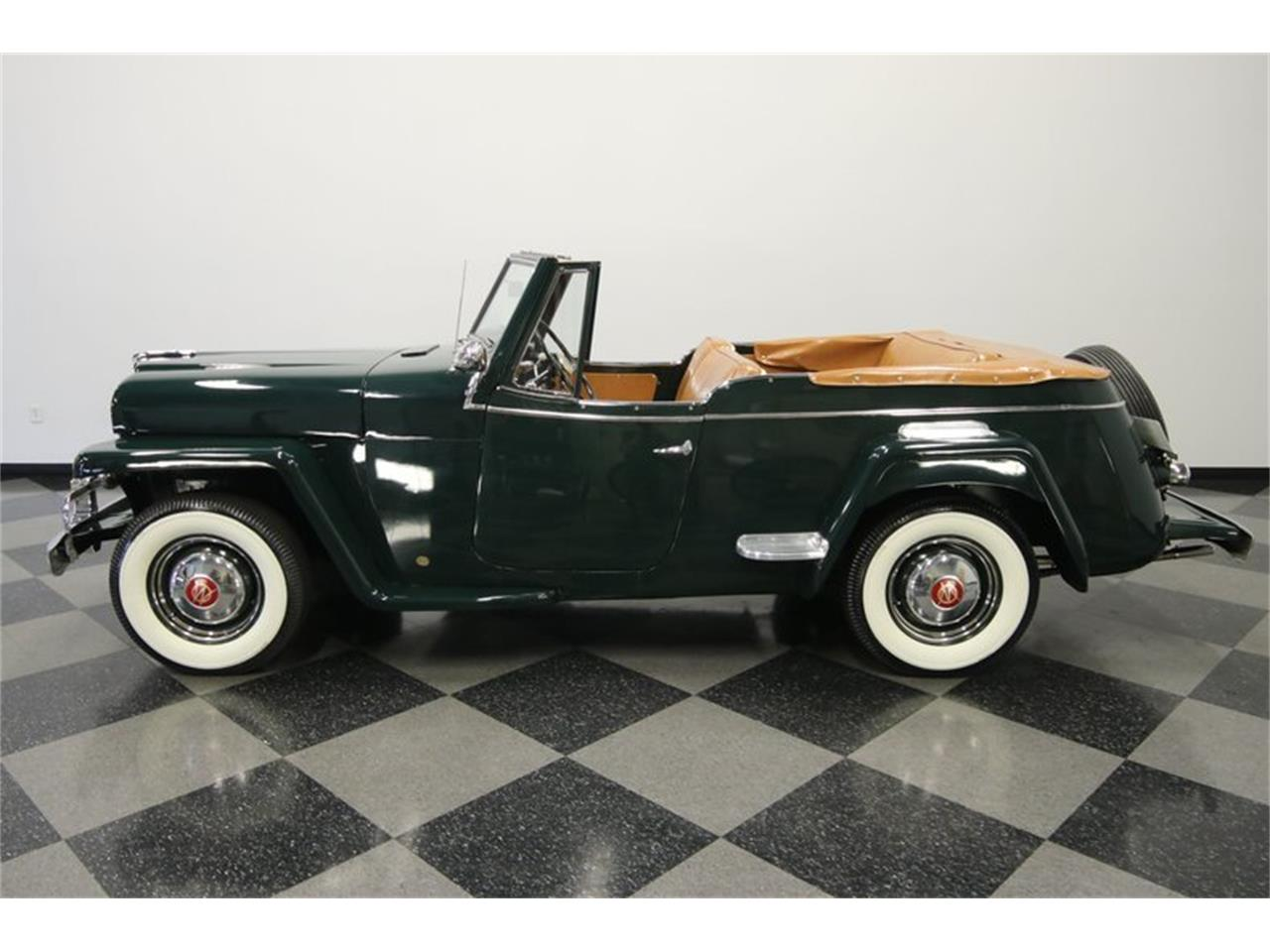 1950 Willys Jeepster (CC-1418457) for sale in Lutz, Florida