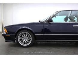 1988 BMW M6 (CC-1418479) for sale in Beverly Hills, California