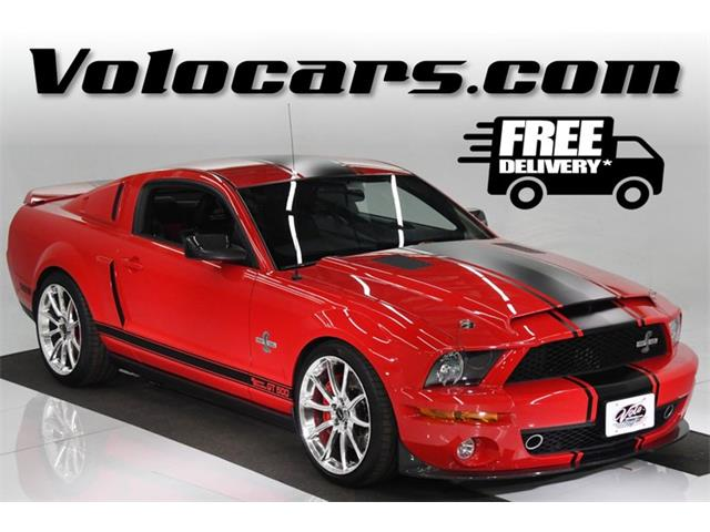 2008 Ford Mustang (CC-1418483) for sale in Volo, Illinois
