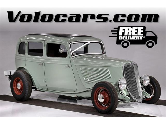 1933 Ford Custom (CC-1418484) for sale in Volo, Illinois