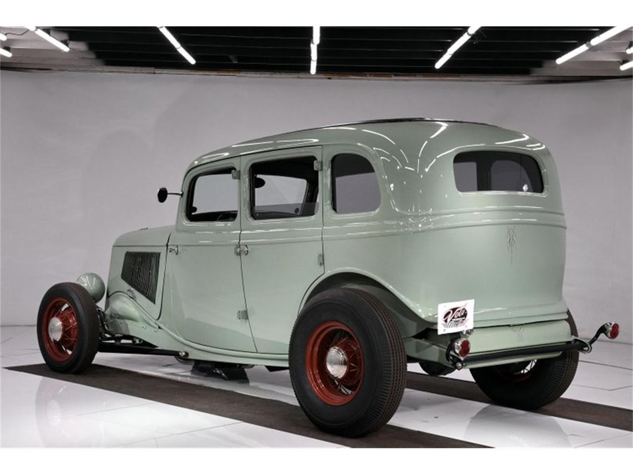 1933 Ford Custom (CC-1418484) for sale in Volo, Illinois