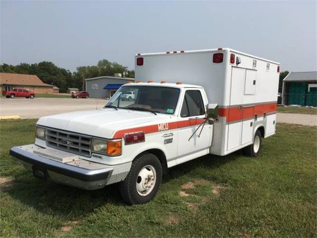1987 Ford F350 (CC-1418495) for sale in Cadillac, Michigan