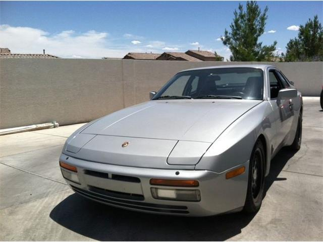 1986 Porsche 944 (CC-1418507) for sale in Cadillac, Michigan