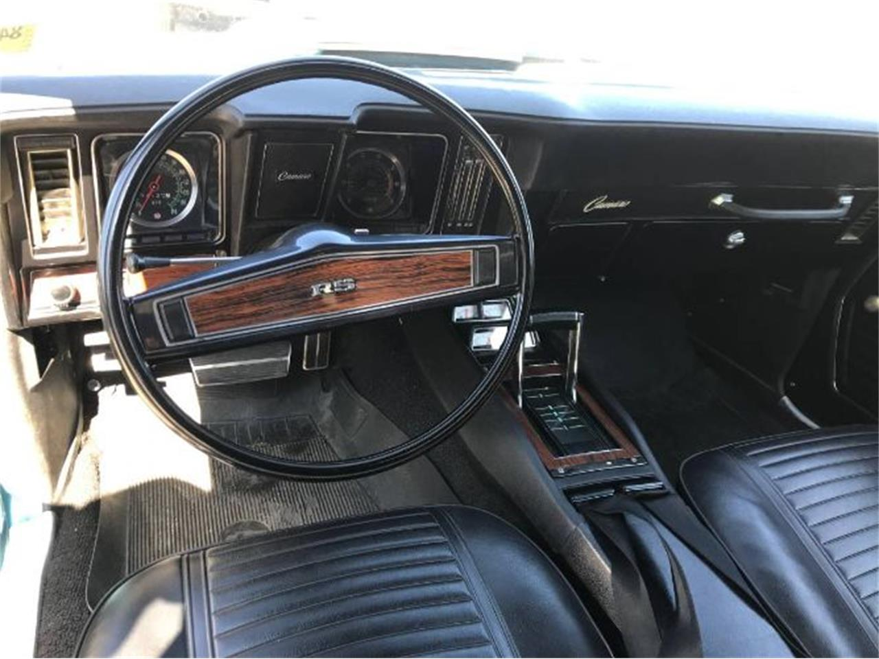 1969 Chevrolet Camaro (CC-1418510) for sale in Cadillac, Michigan