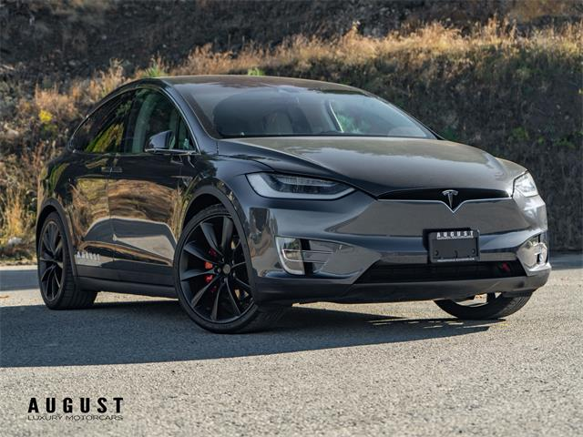 2016 Tesla Model X (CC-1418511) for sale in Kelowna, British Columbia