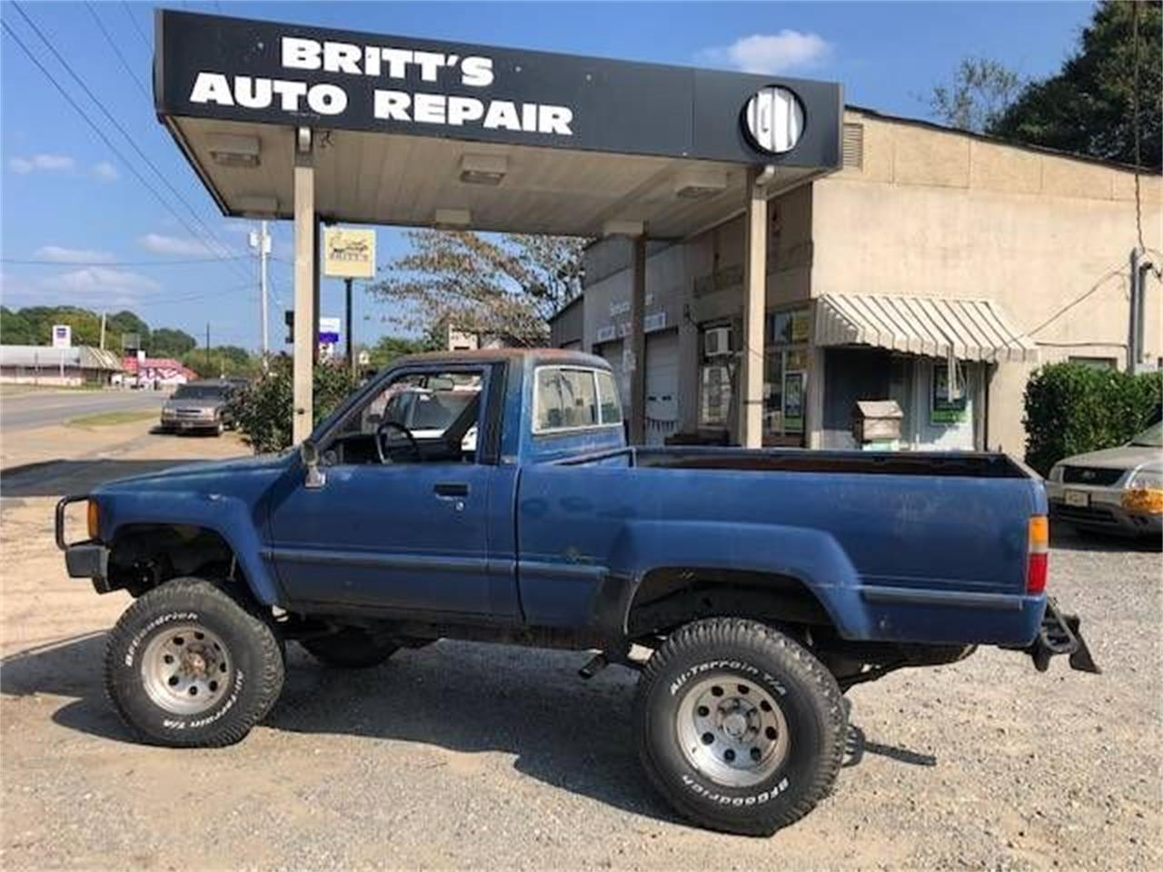 1985 Toyota Pickup (CC-1418518) for sale in Cadillac, Michigan