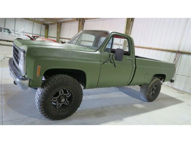1980 Chevrolet K-10 (CC-1418521) for sale in Cadillac, Michigan