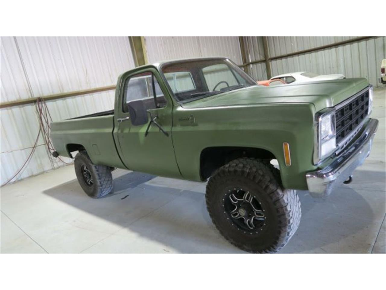 1980 Chevrolet K-10 (CC-1418521) for sale in Cadillac, Michigan