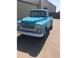 1959 Chevrolet Apache (CC-1418525) for sale in Cadillac, Michigan