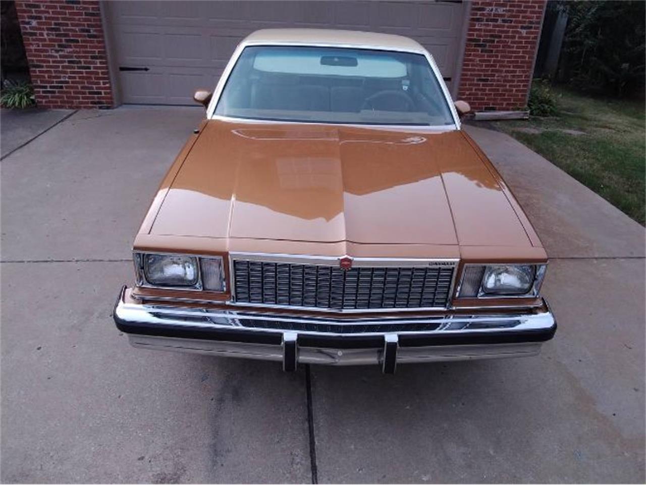1978 Chevrolet El Camino (CC-1418526) for sale in Cadillac, Michigan