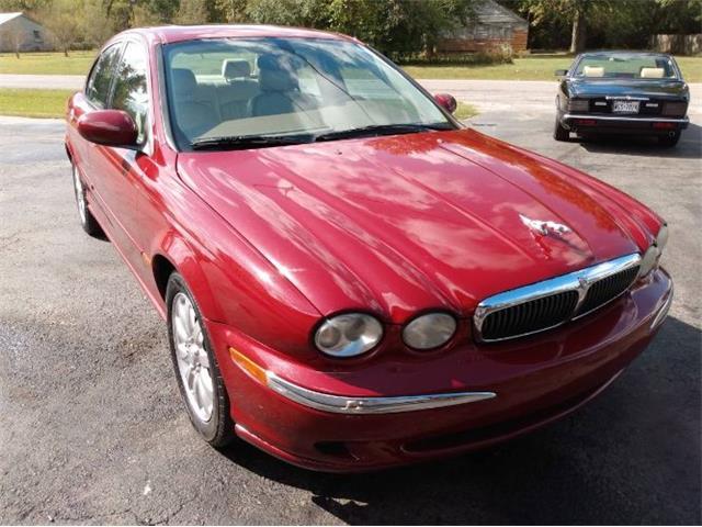 2002 Jaguar X-Type (CC-1418528) for sale in Cadillac, Michigan