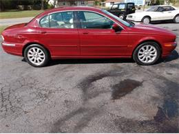 2002 Jaguar X-Type (CC-1418528) for sale in Cadillac, Michigan