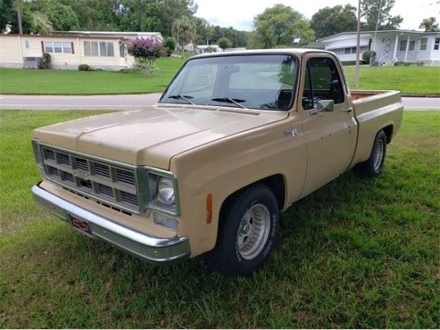 1978 GMC 1500 (CC-1418532) for sale in Cadillac, Michigan