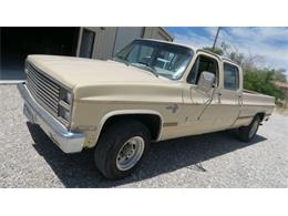 1984 Chevrolet C20 (CC-1418537) for sale in Cadillac, Michigan