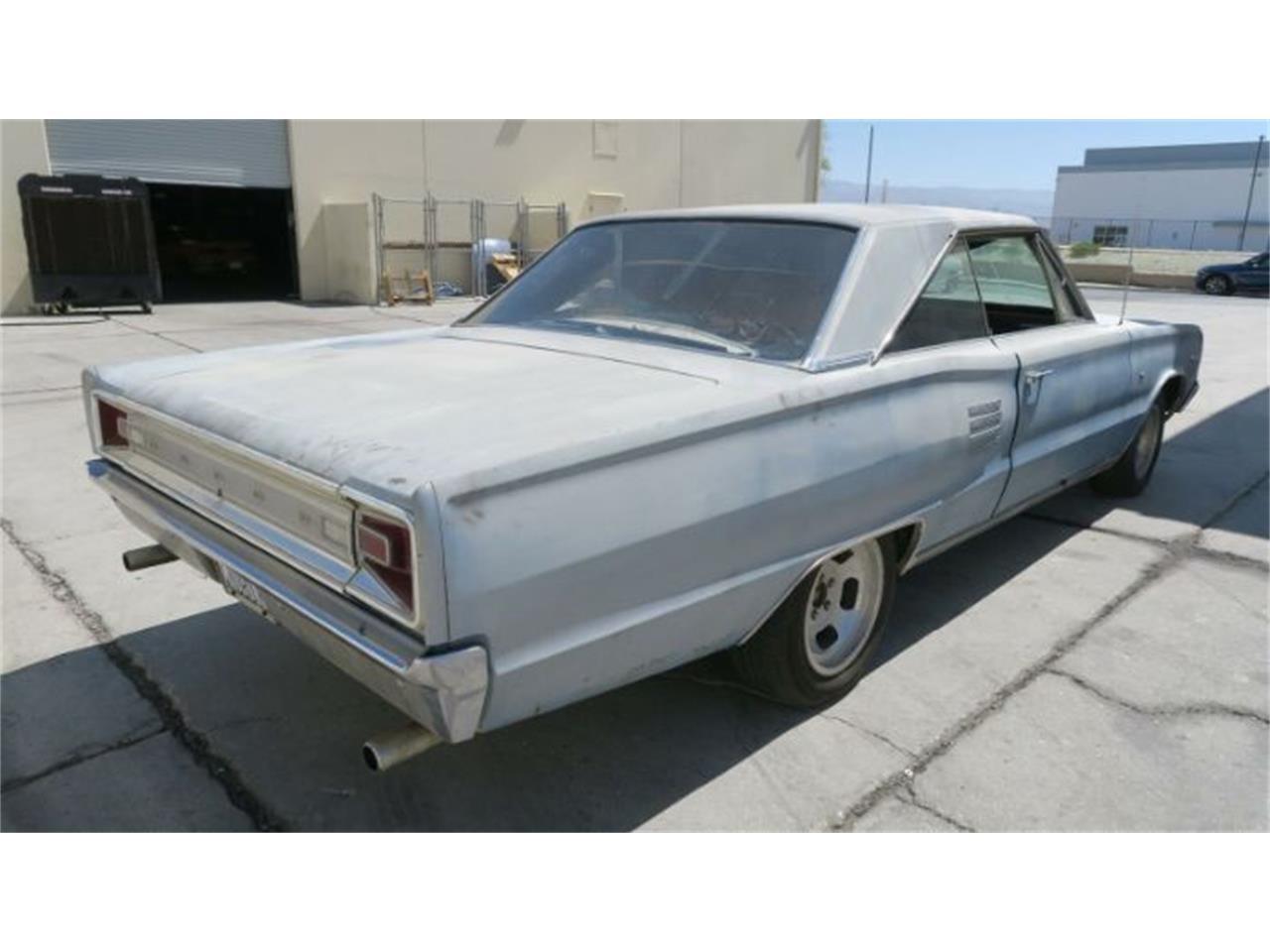 1966 Dodge Coronet (CC-1418539) for sale in Cadillac, Michigan