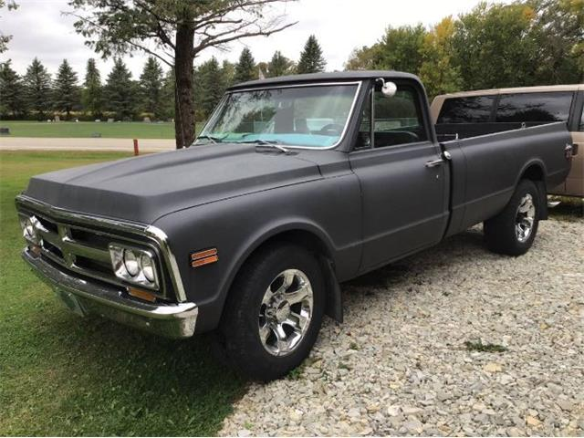 1970 GMC Custom (CC-1410854) for sale in Cadillac, Michigan