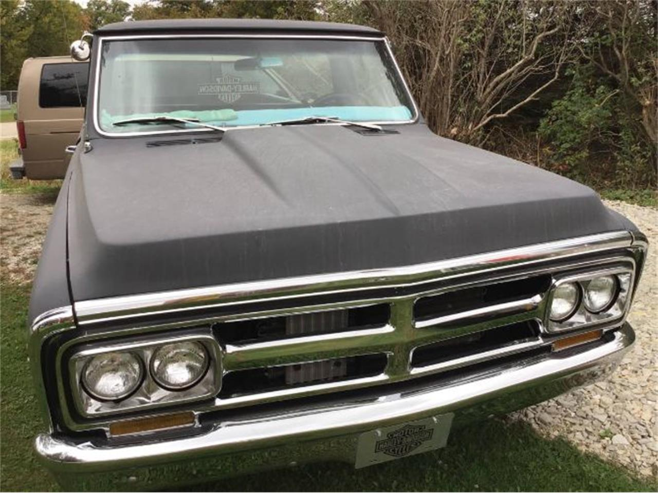 1970 GMC Custom (CC-1410854) for sale in Cadillac, Michigan