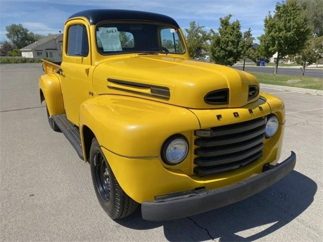 1950 Ford F3 (CC-1418542) for sale in Cadillac, Michigan